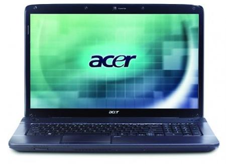 Acer aspire 7740g user manual