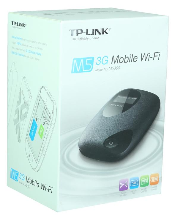 Tp link m5350 manuale