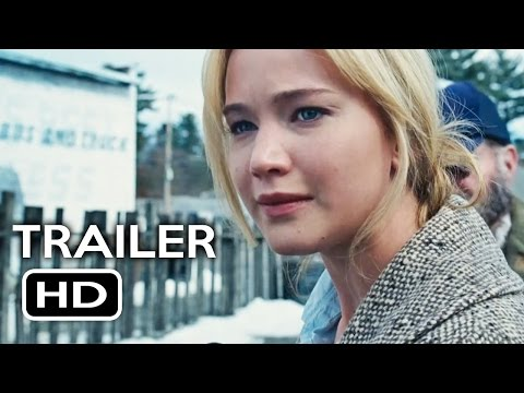 Joy Trailer Starring Jennifer Lawrence and Robert De Niro