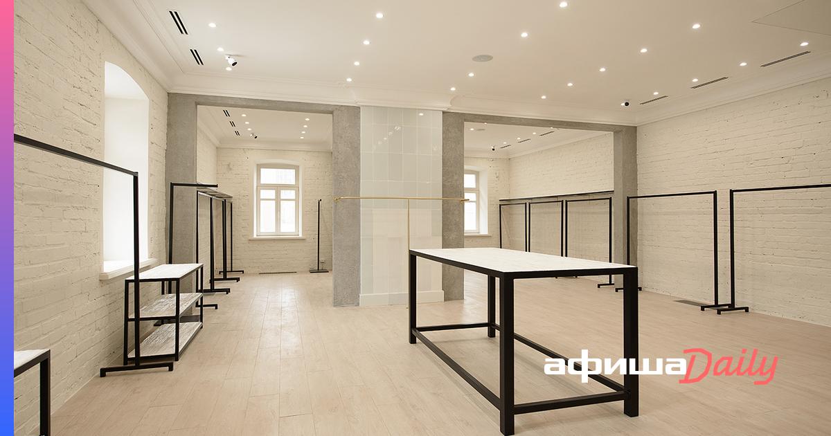 Brandshop откроет новый магазин на Большой Полянке - Афиша Daily 8af3be1b96d