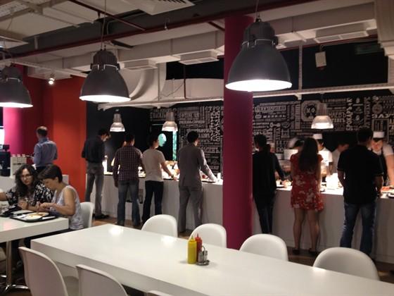Ресторан Cafetera - фотография 1