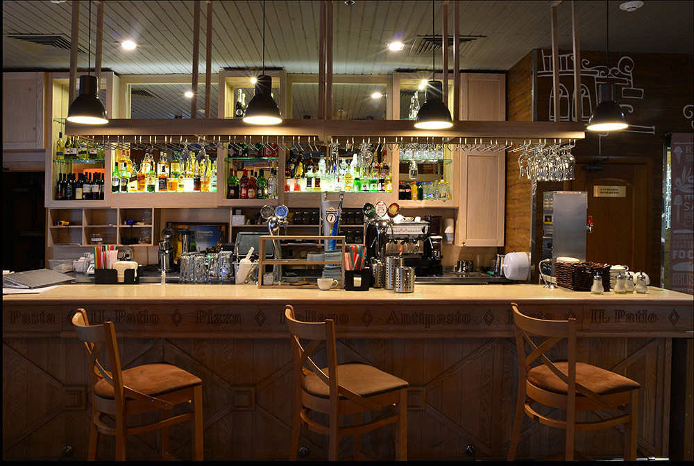 Ресторан Il Патио - фотография 10