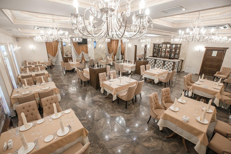 Ресторан Crystal - фотография 1 - Ресторан CRYSTAL