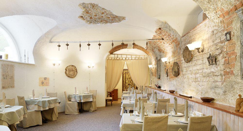 Ресторан Палисад - фотография 6 - Основной зал.