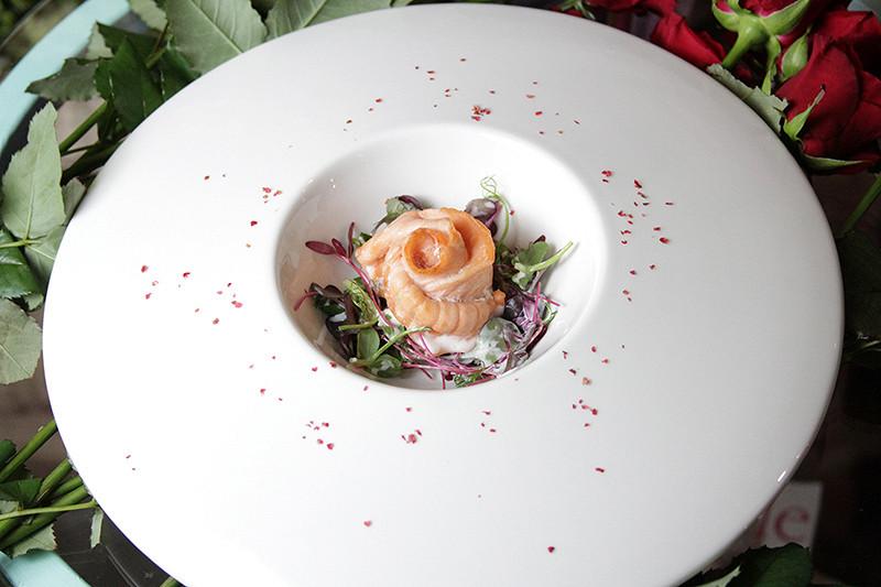 Ресторан Château de fleurs - фотография 34