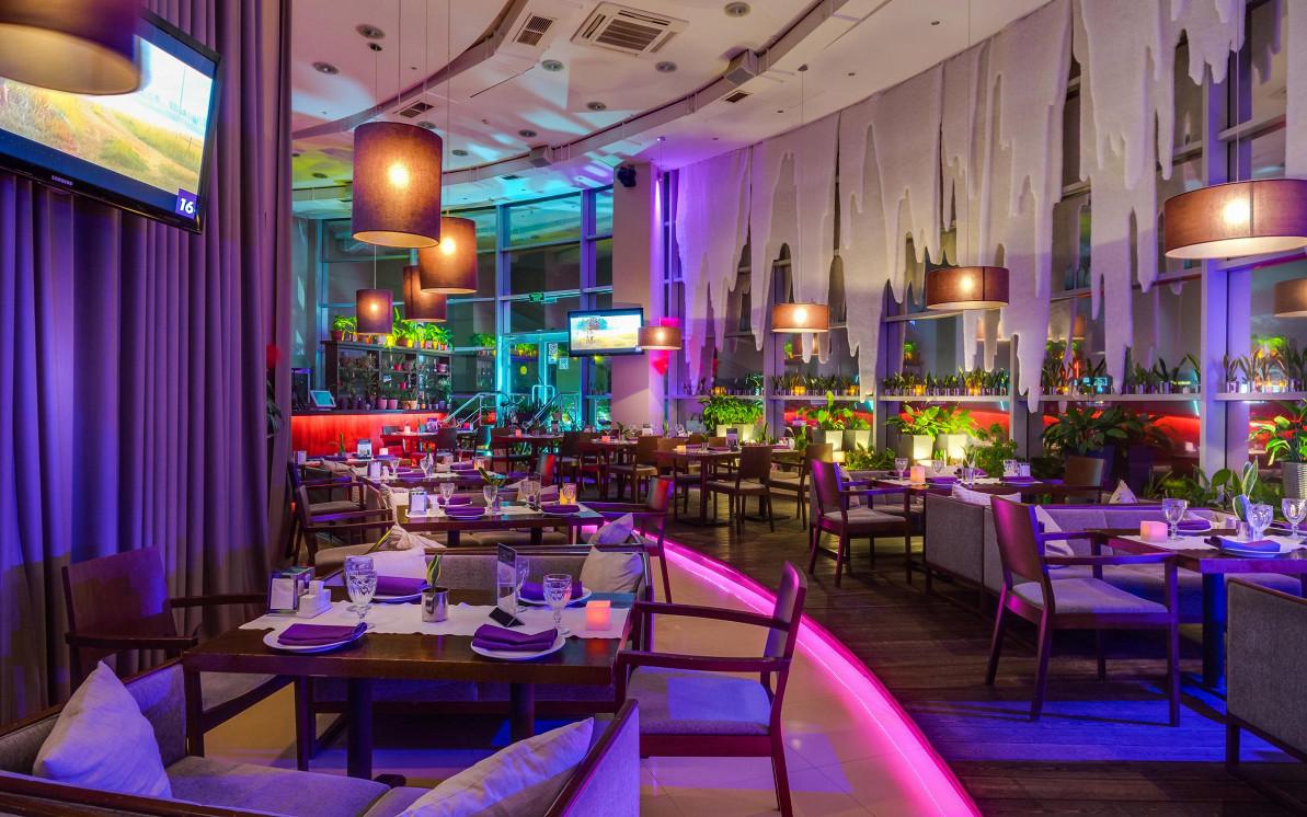 Ресторан Крыша-бар - фотография 1