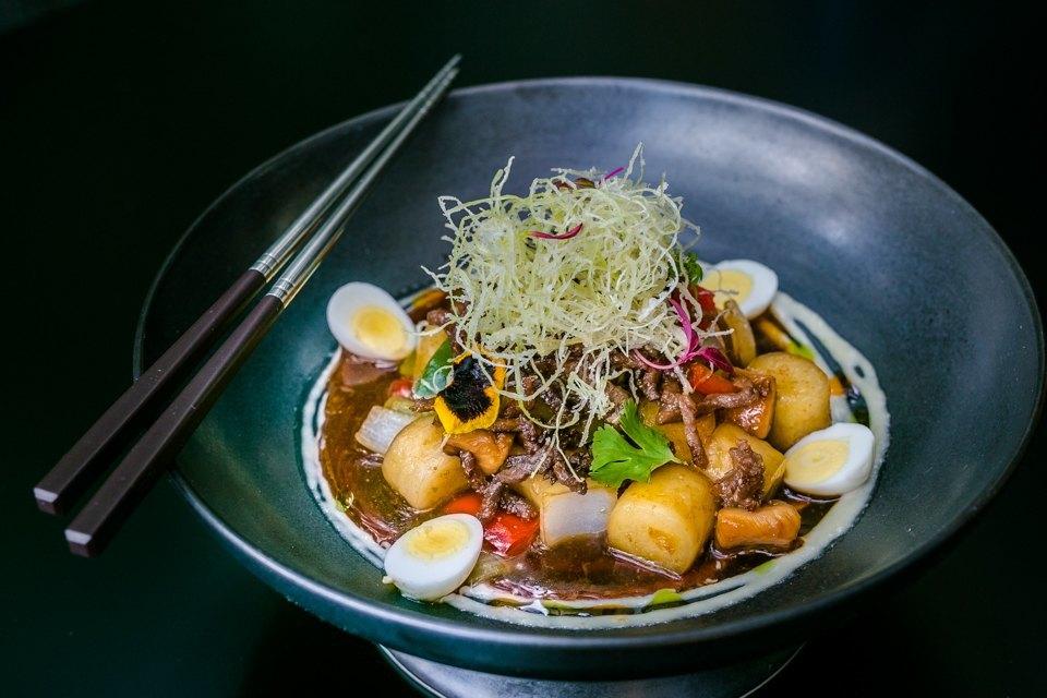 Ресторан Elements by Edward Kwon - фотография 1