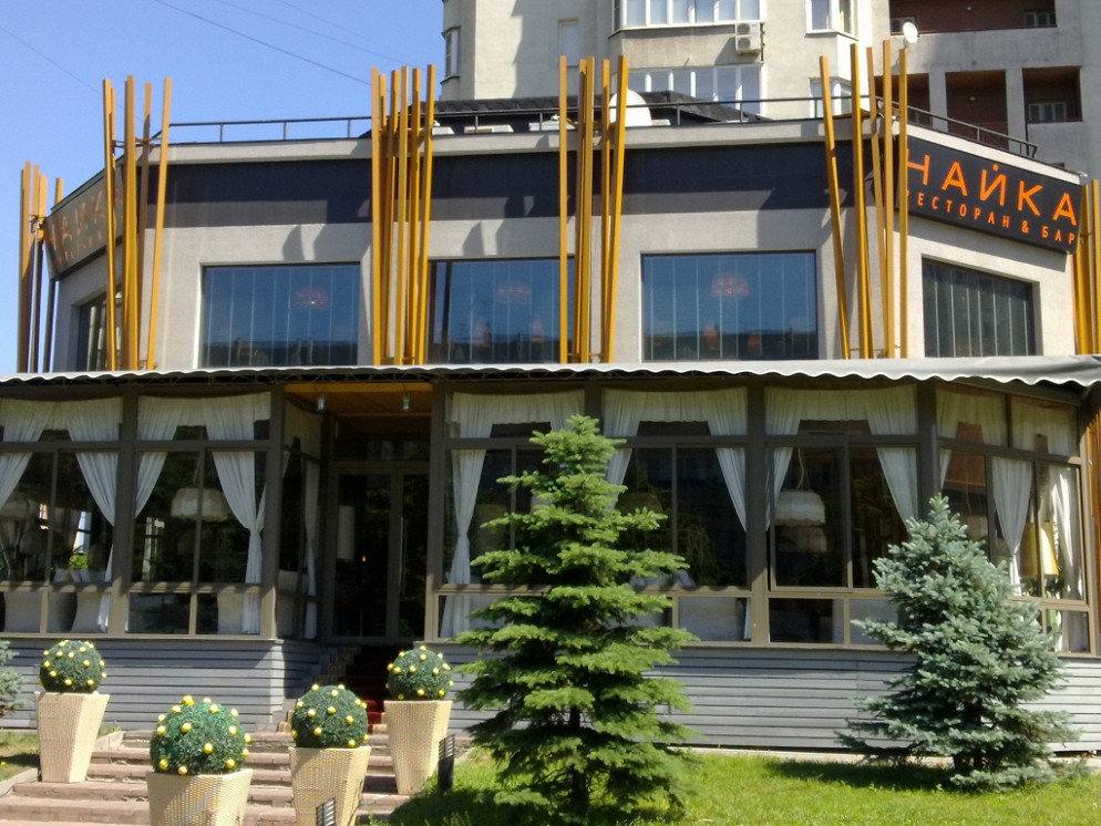 Ресторан Чайка - фотография 12