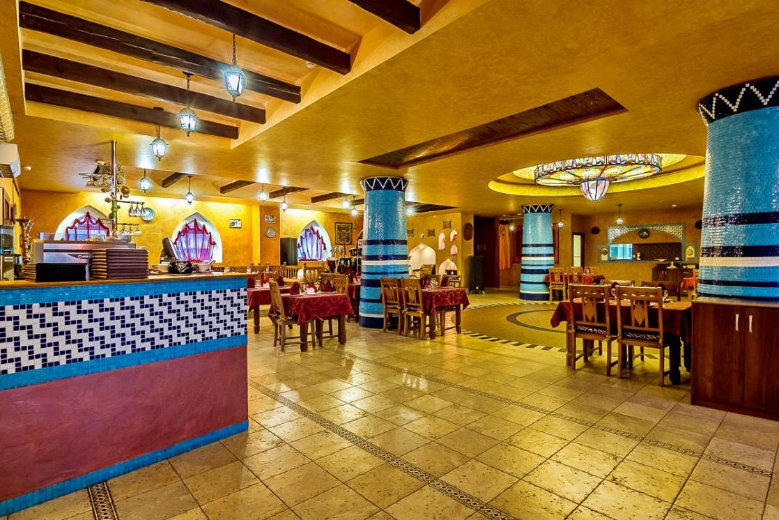Ресторан Чор Чинор - фотография 1 - зал