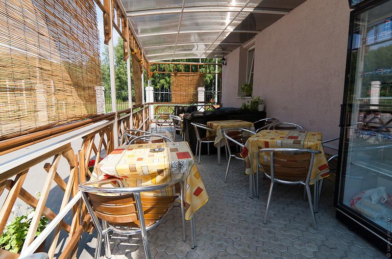 Ресторан Самей - фотография 9