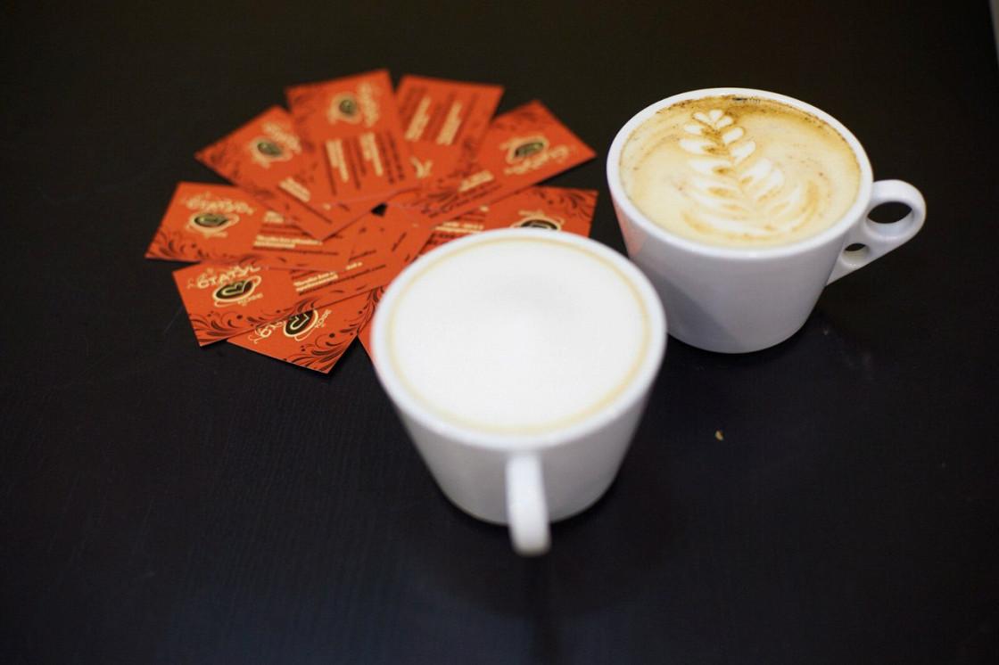 Ресторан Статус-кофе - фотография 2