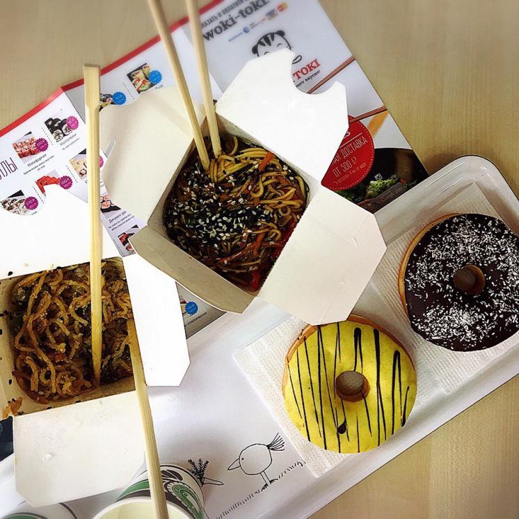 Ресторан Woki Toki - фотография 3