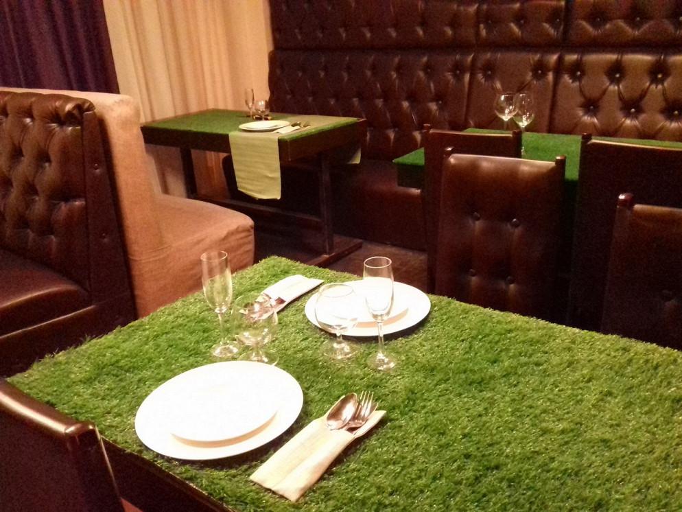 Ресторан Oblaka Lil - фотография 5