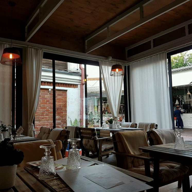 Ресторан Веранда Дениса Иванова - фотография 8