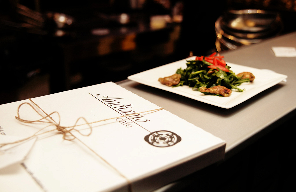 Ресторан Andiamo - фотография 9