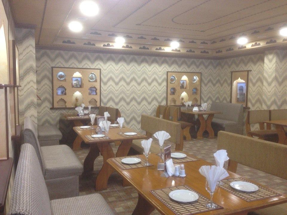 Ресторан Регистан - фотография 9
