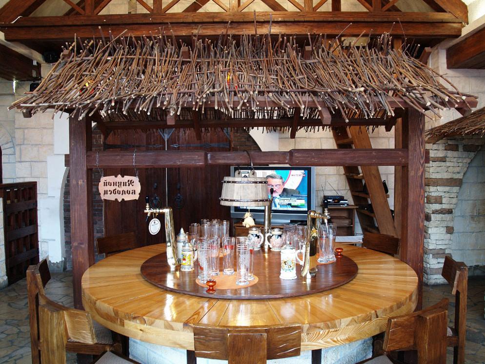 Ресторан Подворье замка - фотография 4