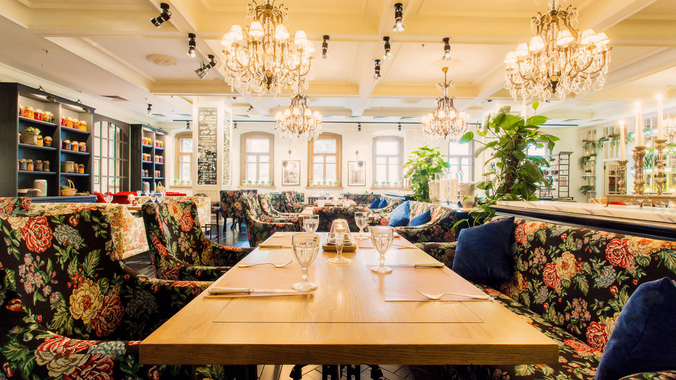 Ресторан Нани - фотография 5
