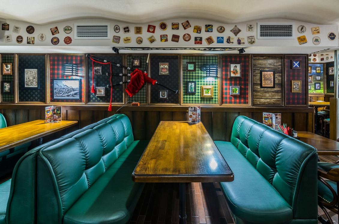 Ресторан Black Wood - фотография 1