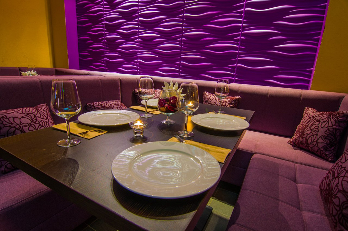 Ресторан Lotus - фотография 4