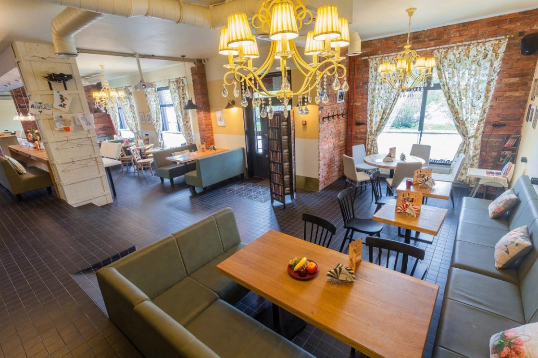 Ресторан Restoroom - фотография 3