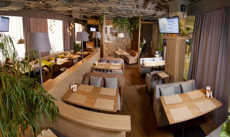 Ресторан Т-кафе - фотография 3