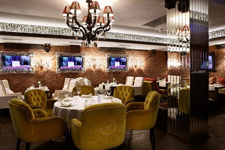 Ресторан Кадриль - фотография 1