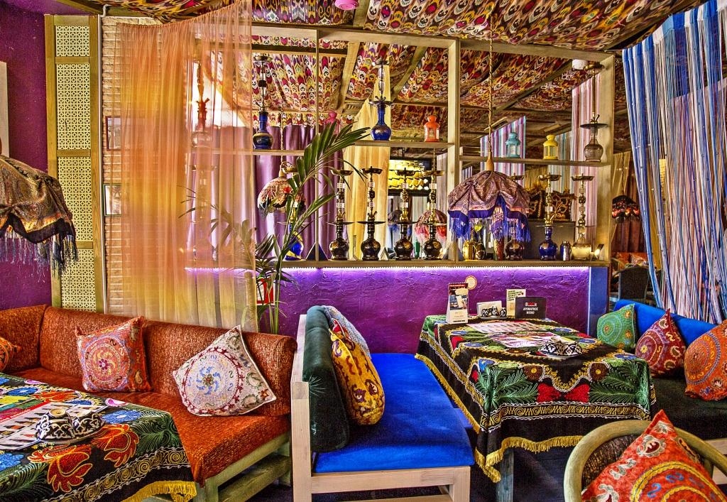 Ресторан Вгости - фотография 2 - малый зал