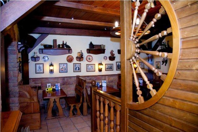 Ресторан Бочка - фотография 9