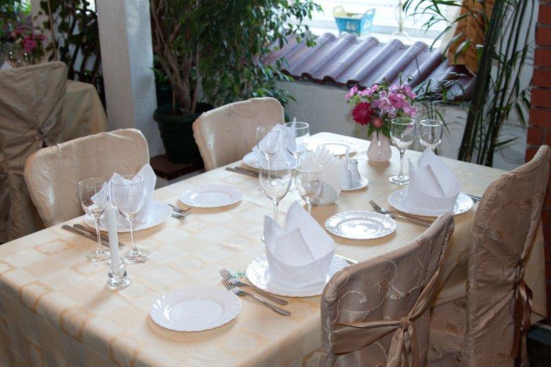 Ресторан Райский сад - фотография 1