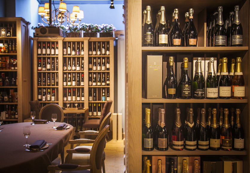 Ресторан Grape - фотография 9