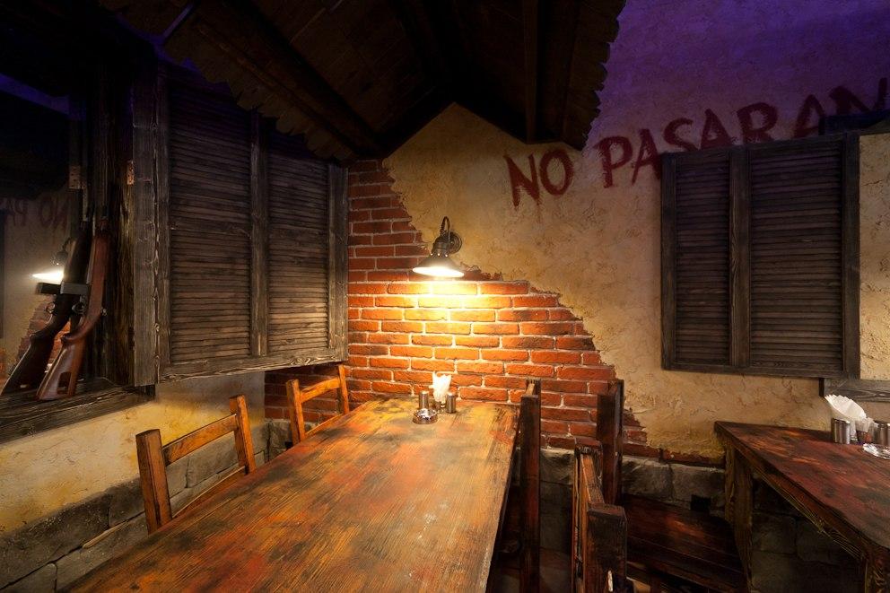 Ресторан Время Che - фотография 11