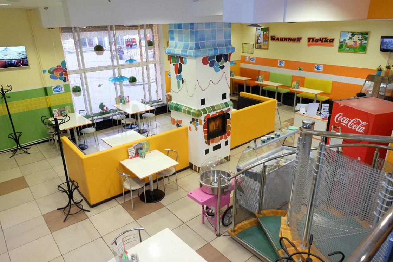 Ресторан Блинная печка - фотография 4