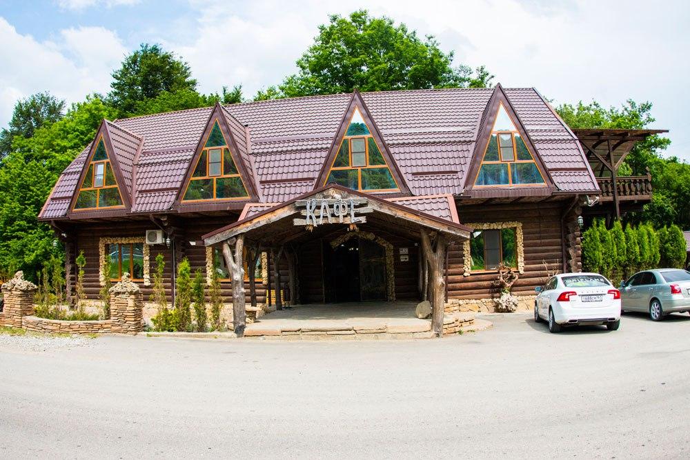Ресторан Горные забавы - фотография 1