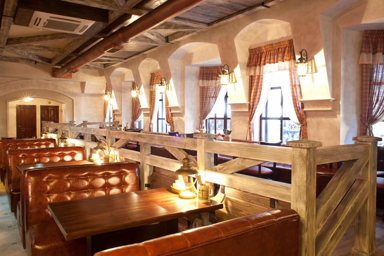 Ресторан Budweiser Budvar Zlata Husa - фотография 3