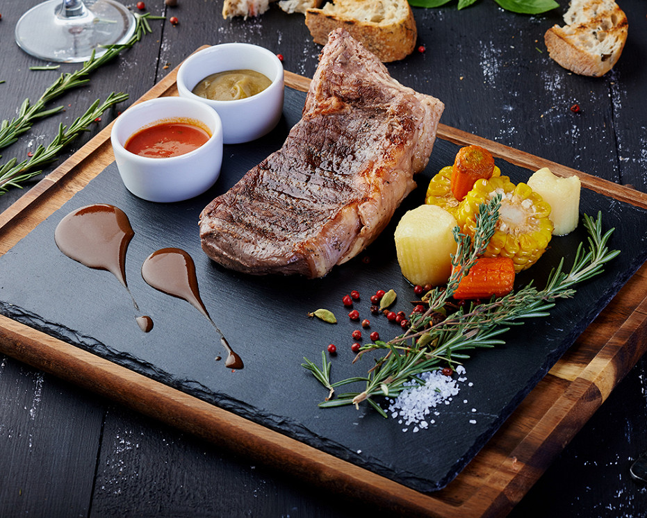 Ресторан Terra & Mare Rome-Barcelona - фотография 5