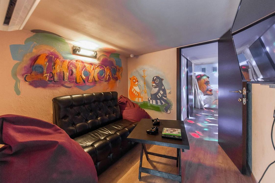 Ресторан Дымок & Уголек - фотография 3 - Игровая комната х-box