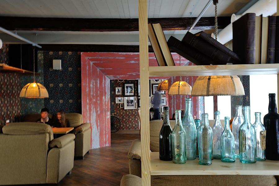 Ресторан Moloko Cherdak - фотография 2