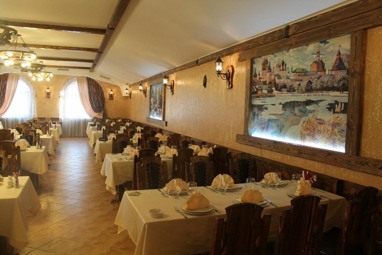 Ресторан Пандок - фотография 8