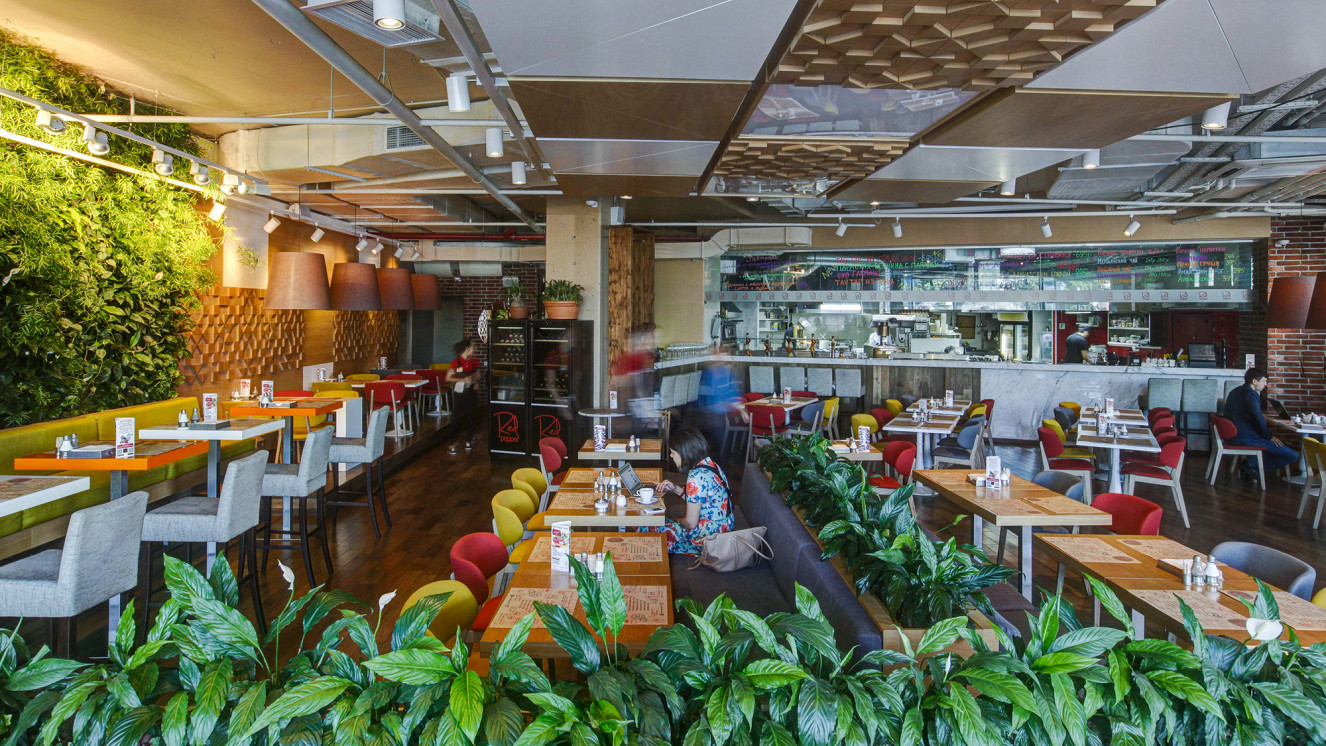 Ресторан Red Pepper & Osteria uno - фотография 5