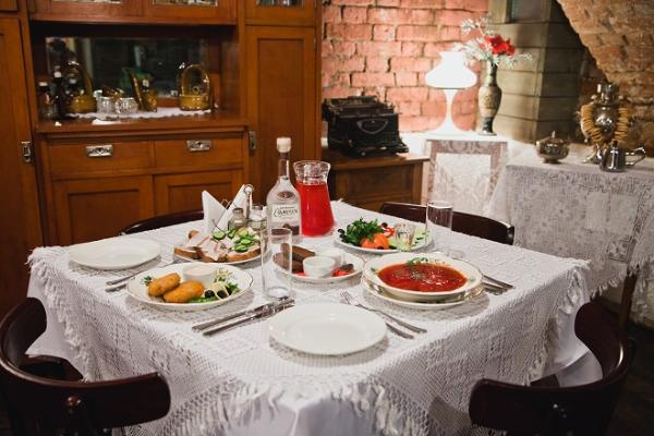 Ресторан Старая квартира - фотография 4