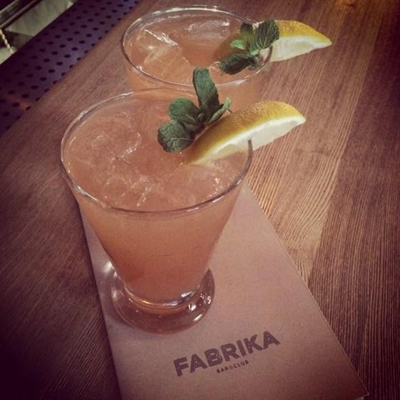 Ресторан Fabrika - фотография 4