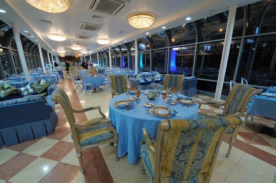 Ресторан Ривер-палас - фотография 1