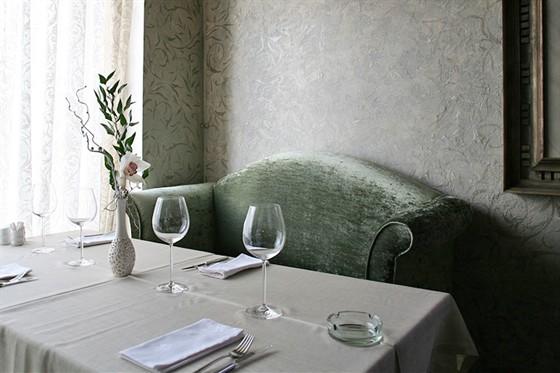 Ресторан La Luna di Capri - фотография 4 - Ресторанная зона