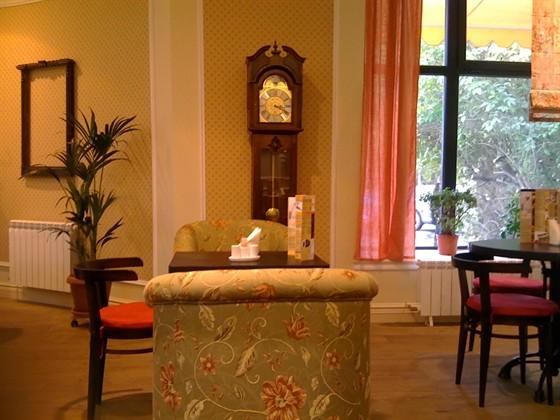 Ресторан Поль-бейкери - фотография 4 - Интерьер кафе