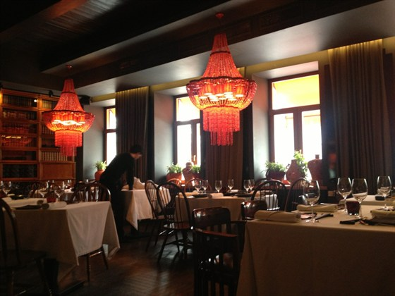 Ресторан Mr. Lee - фотография 2