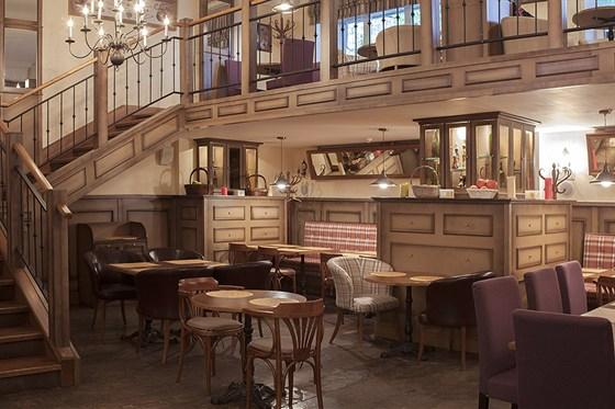 Ресторан Батони - фотография 4