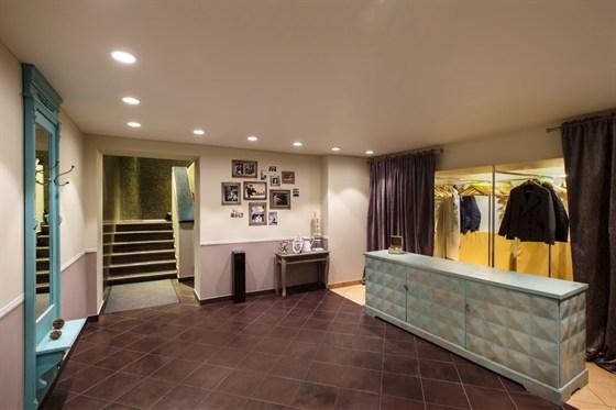 Ресторан Архитектор - фотография 32 - гардероб