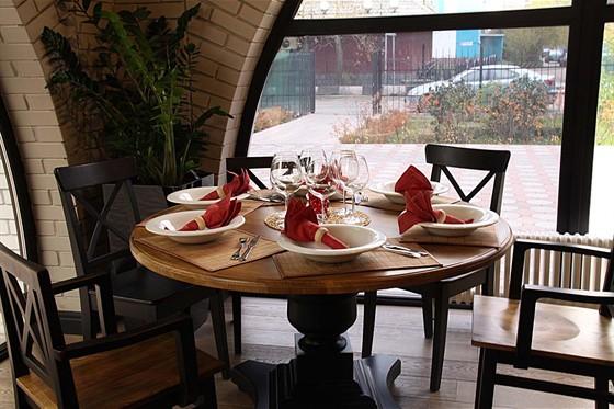 Ресторан Парк-кафе - фотография 5