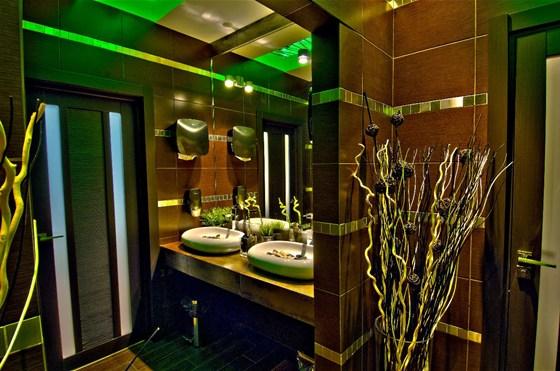 Ресторан Съел бы сам - фотография 8 - Изумительный эко-интрерьер в СъелБыСам